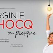 Virginie HOCQ - spectacle humoristique