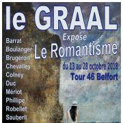 Le GRAAL expose le Romantisme