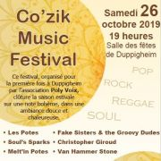 Co\'zik Festival