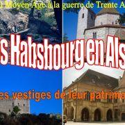 Les possessions des Habsbourg en Alsace