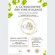 A la rencontre des vins d\'Alsace