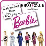 La Nef des Jouets fête les 60 ans de Barbie