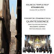 Ensemble Vocal Quintessence