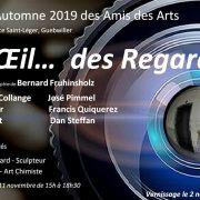 Salon d\'Automne des Amis des Arts 2019