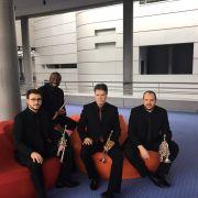 Bach et ses contemporains (3 trompettes et orgue)