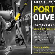 Portes ouvertes : Votre box fitness à Colmar