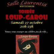 Soirée Loup-Garou