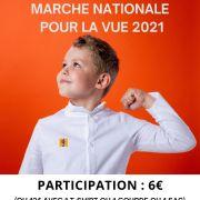 Marche Nationale pour la Vue 2021