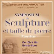 Symposium de sculpture et taille de pierre