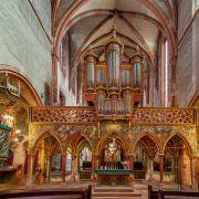 L\'église protestante saint-Pierre-le-Jeune