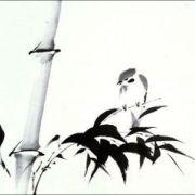 Stage peinture japonaise Sumi-é et méditation ZEN