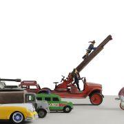 Locomotion : les jouets de Tomi Ungerer en mouvement