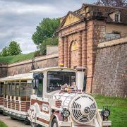 Découvrez les fortifications Vauban en train touristique