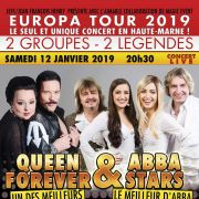 Queen Forever & ABBA Stars