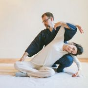 Shiatsu avec le maître canadien Stéphane Vien à Kehl