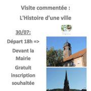 L\'Histoire d\'une ville : Mutzig