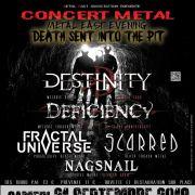 Metal East Evening