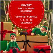 Noël au centre des marques de Roppenheim !
