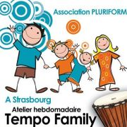 Atelier de percussions Parent / Enfant