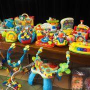 Bourse puériculture, livres et jouets