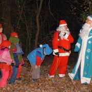 Visite guidée théâtralisée : spectacle itinérant de Noël à Bischwiller