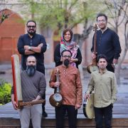 Festival Voix et Route Romane : Hesam Naseri et l\'Ensemble Novak