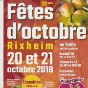 Fêtes d\'Octobre de Rixheim