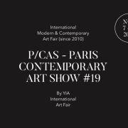 P/CAS - Paris contemporary art show BY YIA ART FAIR#19 (Pendant PARIS PHOTO à Paris)