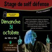 Stage Self Défense