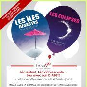 Diabète : « Les Iles Désertes » et « Les Eclipses »