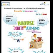Bourse jouets, vêtements et puériculture à Joeuf