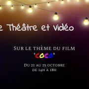 Stage de théâtre et vidéo à Strasbourg