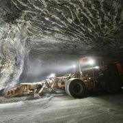 Exposition-photos mine de sel au Parc Minier Tellure
