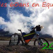 Mes 60 ans en Equateur