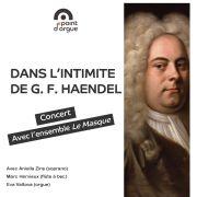 Dans l\'intimité de Georg Friedrich Haendel