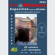 Exposition du peintre Lucien Blumer à Gertwiller