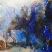 Visite de l'expo « Dans la Forêt enchantée » avec l'artiste Pierre Gangloff