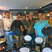 French Latin Jazz au Bateau du Rhin avec Aloyse et les Dynamos