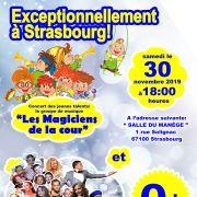 Concert des jeunes talents de Strasbourg