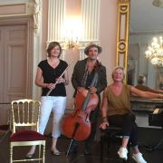 Oeuvres de Mendelssohn et de Piazzola en trio et en duo