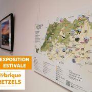 Exposition - Les Lumières d\'Alsace Verte à La Fabrique à Bretzels