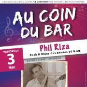 Au Coin du Bar - Phil Riza