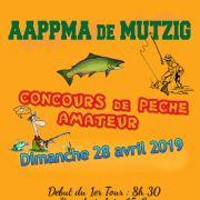 1ère Pêche Amateur - AAPPMA de MUTZIG