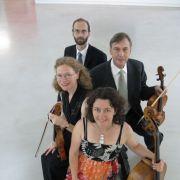 Le quatuor Florestan à Ottmarsheim