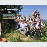 Les Frankenthaler à la Guinguette du Parc