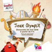 Jeux OlympiX