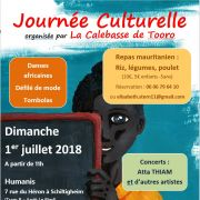 Journée culturelle