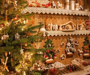 Visite au Chalet de Noël Boiseline