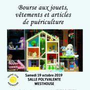 Bourse aux jouets et puériculture de Westhouse