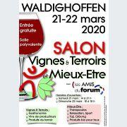 Salon Vignes, Terroirs et Mieux-Etre à Waldighoffen 2020